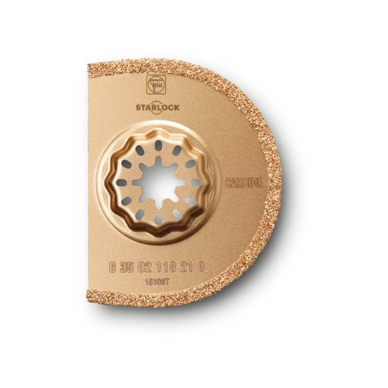 Karbidu dengtas diskas FEIN HM D75x2,2 Starlock