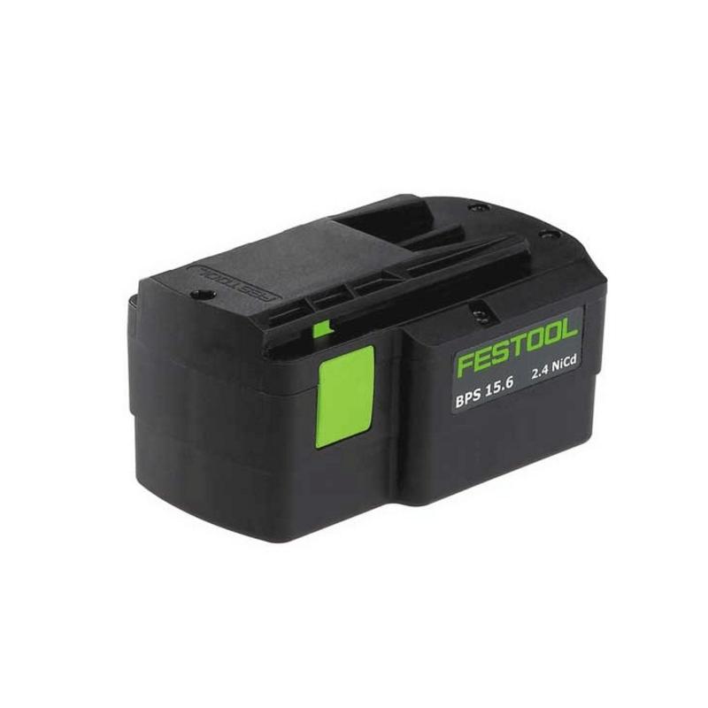 Baterija FESTOOL Standart BPS 15,6 S NiMH 3,0 Ah