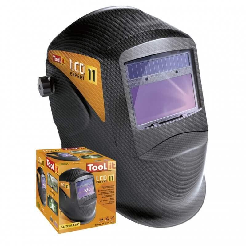 Suvirinimo kaukė LCD EXPERT 9/13 G GYS