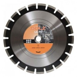 Deimantinis diskas asfaltui GOLZ LA75