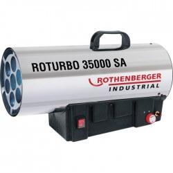 Dujinis šildytuvas 34kW ROTHENBERGER Roturbo 35000 SA