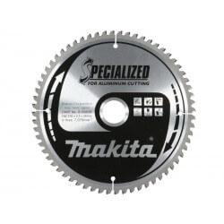Metalo pjovimo diskas MAKITA 185x30x1,9 Z-36mm