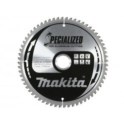 Pjovimo diskas MAKITA 216x30x2,3mm 24T 5°