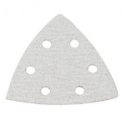 Trikampis šlifavimo popierius dažams 10vnt. MAKITA G80
