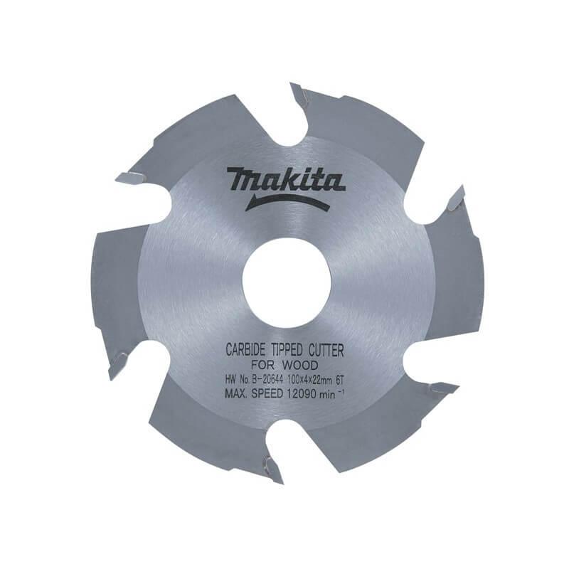 Medžio pjovimo diskas MAKITA 100x6T, B-20644