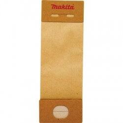 Popieriniai dulkių nusiurbimo maišai (5vnt.) MAKITA BO3700 9046 BO5021