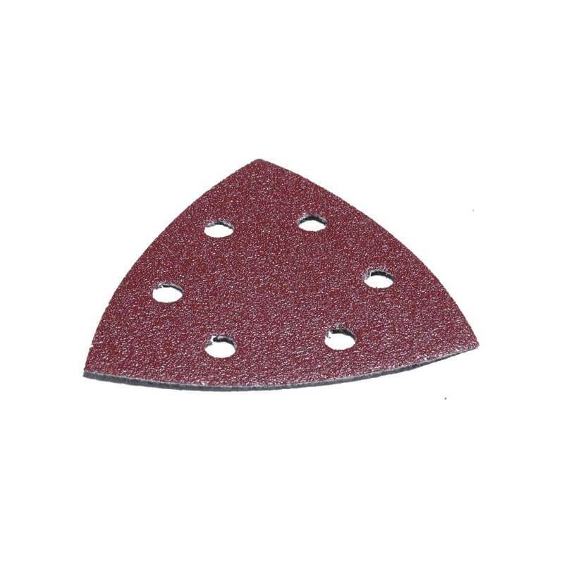 Trikampis šlifavimo popierius medienai 10 vnt. MAKITA G100