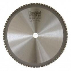Nerūdijančio plieno pjovimo diskas MAKITA 305*25,4 Z76