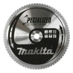 Metalo pjovimo diskas MAKITA 305x25,4x2,3mm 78T