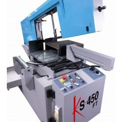 Juostinės metalo pjovimo staklės IMET KS 450 FT