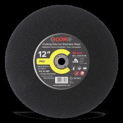 Pjovimo diskas CGW SBF INOX CHOP 356x3.2x25.4 WA30