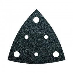 Trikampiai perforuoti šlifavimo lapeliai FEIN K100