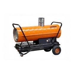 Dyzelinis oro šildytuvas su kaminu EUROMAC OK72CAP