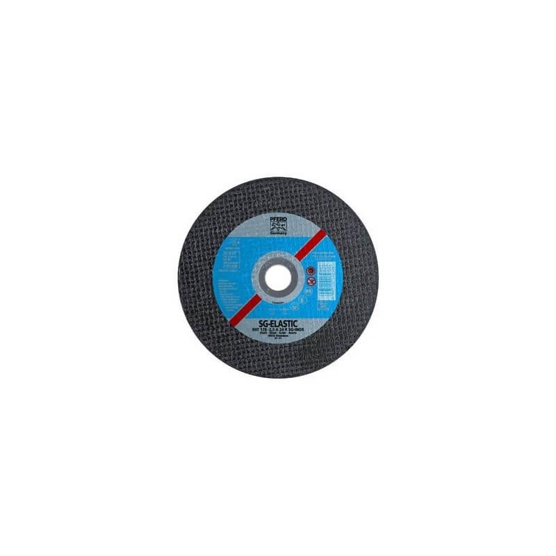 Nerūdijančio plieno pjovimo diskas Ø230x2,0x22,22mm EHT A46 Q SG-INOX PFERD