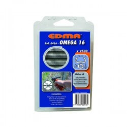 Vielos rišimo kabės EDMA Omega 16