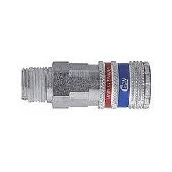 Greita jungtis su išoriniu sriegiu eSafe žarnai CEJN 320 ser.
