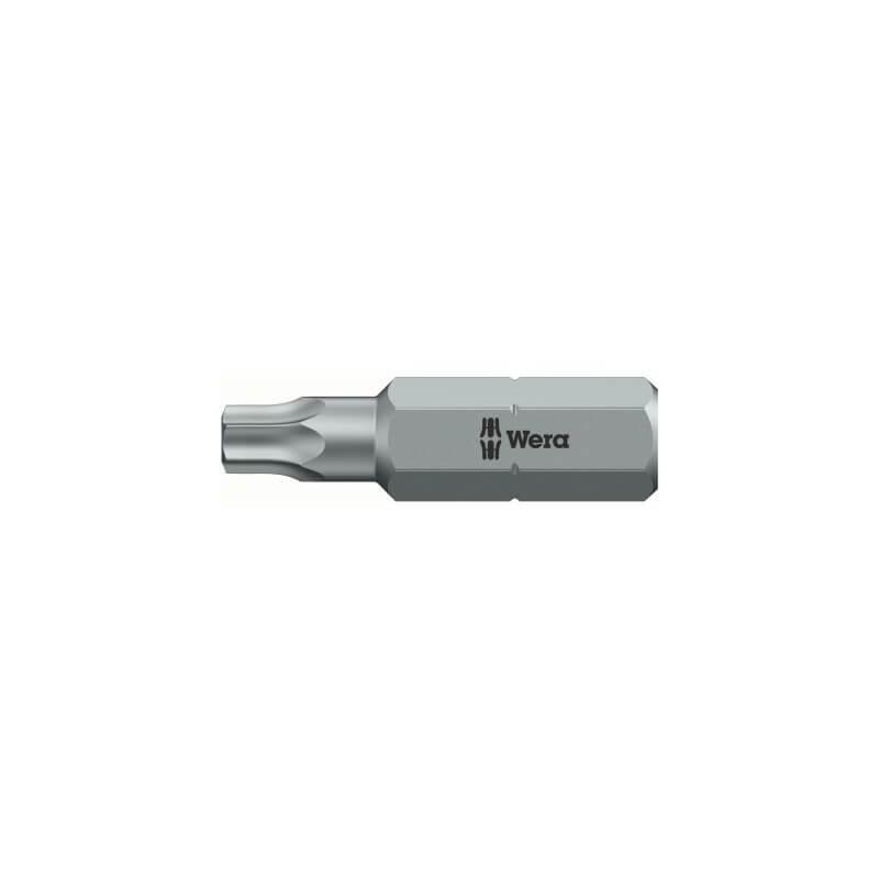 Atsuktuvo antgalis WERA 867/1 Z TORX 25 mm