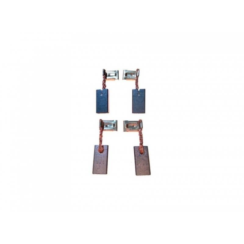 Angliukai FLEX PD/DD/ID 18V, 4vnt.