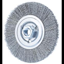 Metalinis šepetys PFERD RBU 12512/M14 INOX 0,30 SG