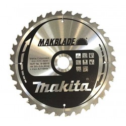 Pjovimo diskas MAKITA 2704/LS/LH/LF 250x30x2,3mm 32T 5°