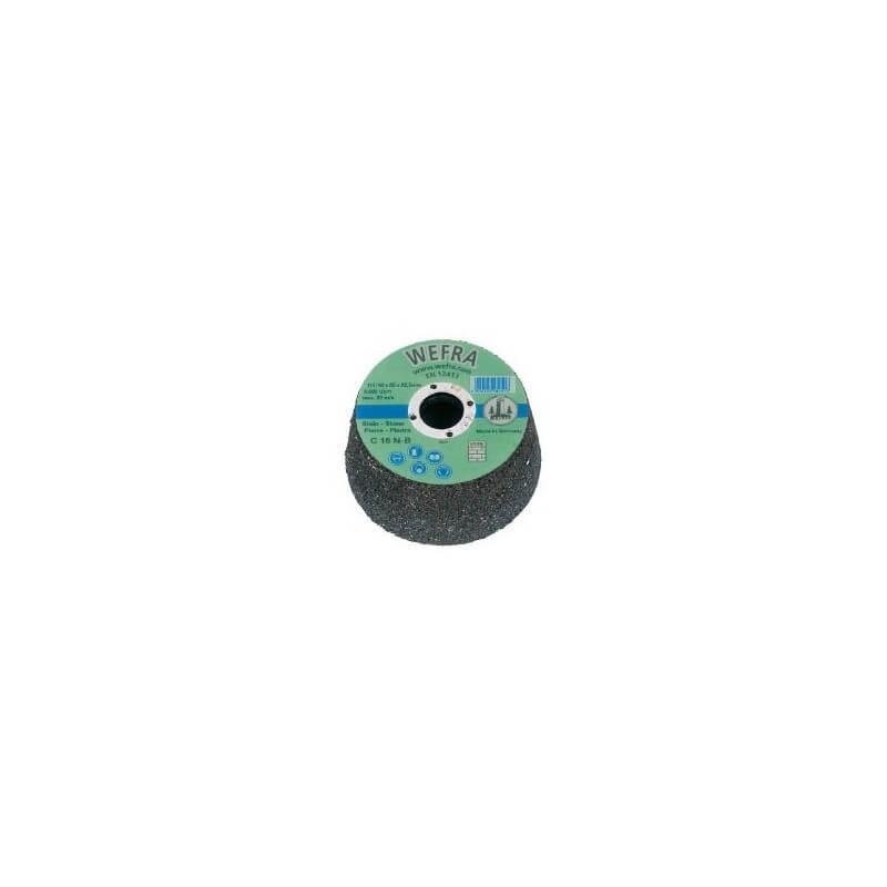 Šlifavimo taurė akmeniui 110/90*55*22mm WEFRA