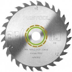 Universalus pjovimo diskas FESTOOL 210x2,4x30 W36