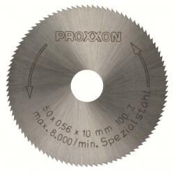 Pjovimo diskas PROXXON HSS 28020, Ø50mm