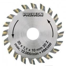 Pjovimo diskas PROXXON 28017, Ø50mm