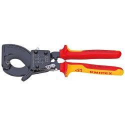 Terkšlinės kabelio žirklės 250mm KNIPEX 9536