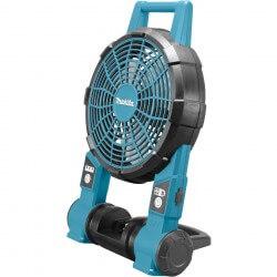 Akumuliatorinis ventiliatorius MAKITA DCF201Z be akumuliatorių ir kroviklio