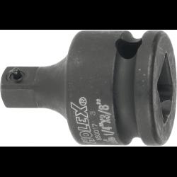 Smūginis adapteris HOLEX Impact 1/2M-3/4H