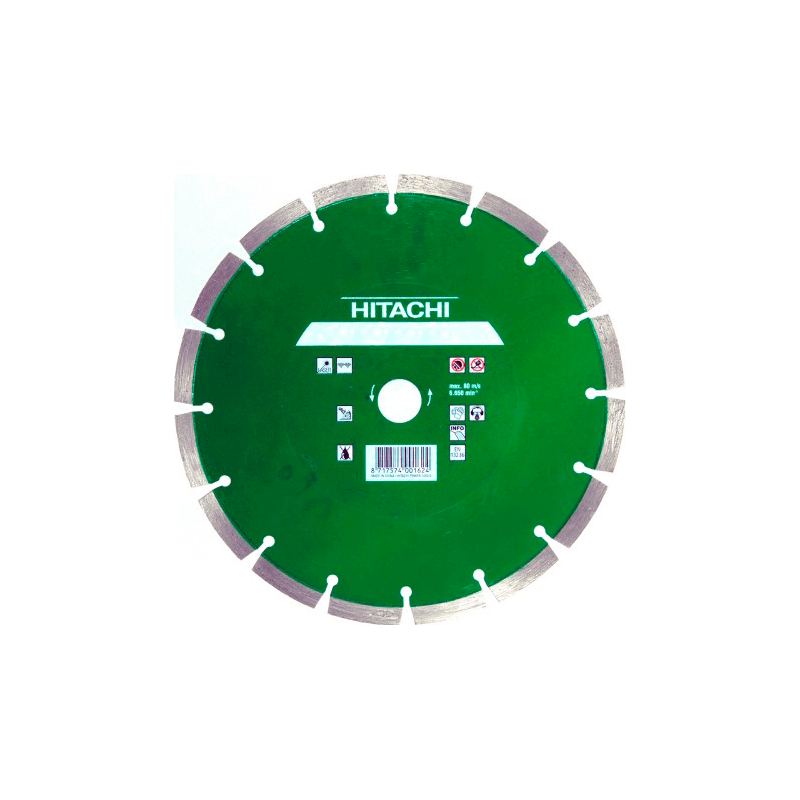 Deimantinis diskas HITACHI UNI Economy Ø230x22,2mm
