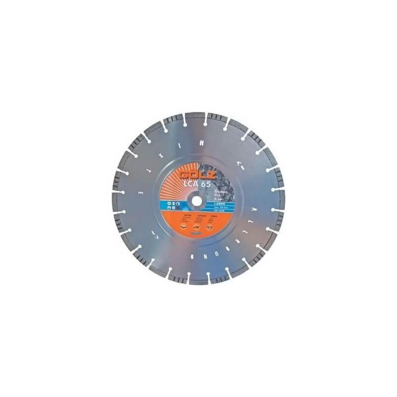Deimantinis diskas GOLZ LCA 65 Ø300x25,4mm