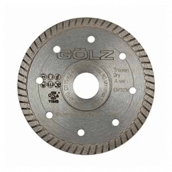 Deimantinis diskas GOLZ SG10 Ø125x22,2mm