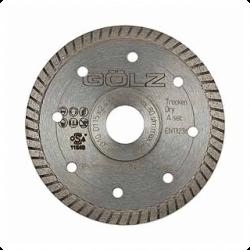 Deimantinis diskas GOLZ SG10 Ø230x22,2mm