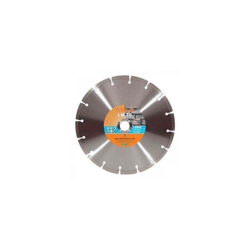 Deimantinis diskas abrazyvams GOLZ LM70 Ø125 mm