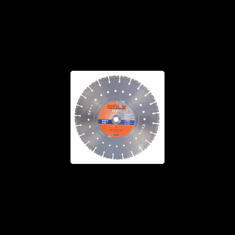 Deimantinis diskas betonui GOLZ LCP1 Ø300x25,4mm