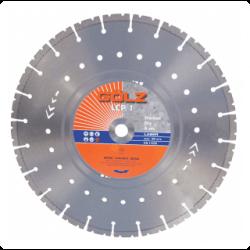 Deimantinis diskas betonui GOLZ LCP1 Ø350x25,4mm