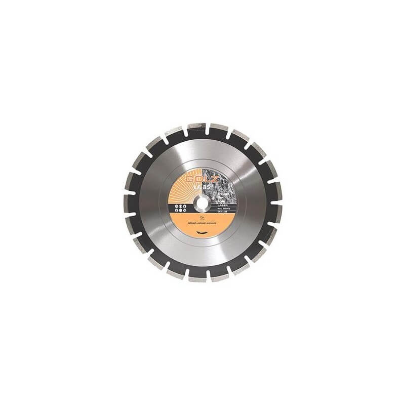 Deimantinis diskas asfaltui GOLZ LA90 Ø300mm