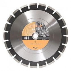 Deimantinis diskas asfaltui GOLZ LA90 Ø300x25,4mm