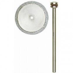 Deimantinis atpjovimo diskas Ø20mm PROXXON
