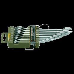 Veržliarakčių atvirais galais rinkinys 6-22mm PROXXON