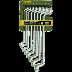 Dvikilpių veržliarakčių rinkinys 6-22mm PROXXON