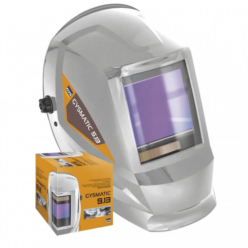 Suvirinimo kaukė GYS LCD Gysmatic 5/13 XXL