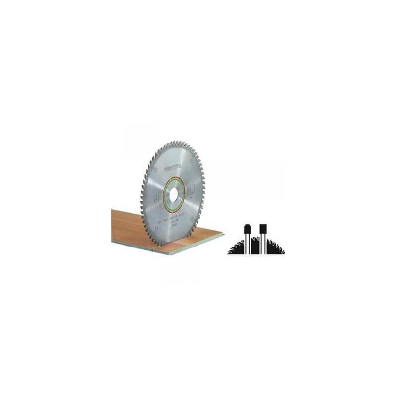 Specialus pjūklo diskas 160x2,2x20 TF48 FESTOOL