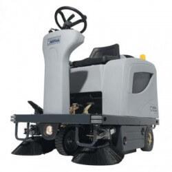 Grindų šlavimo mašina NILFISK SR1101P