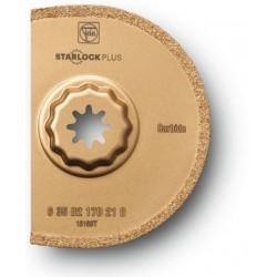 Karbidu dengtas diskas FEIN SLP Ø90mm