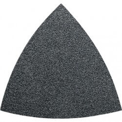 Trikampiai šlifavimo lapeliai FEIN K40 (50vnt.)