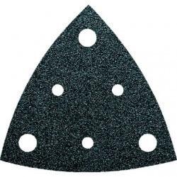 Trikampiai lapeliai šlifavimui FEIN K240, 50vnt.