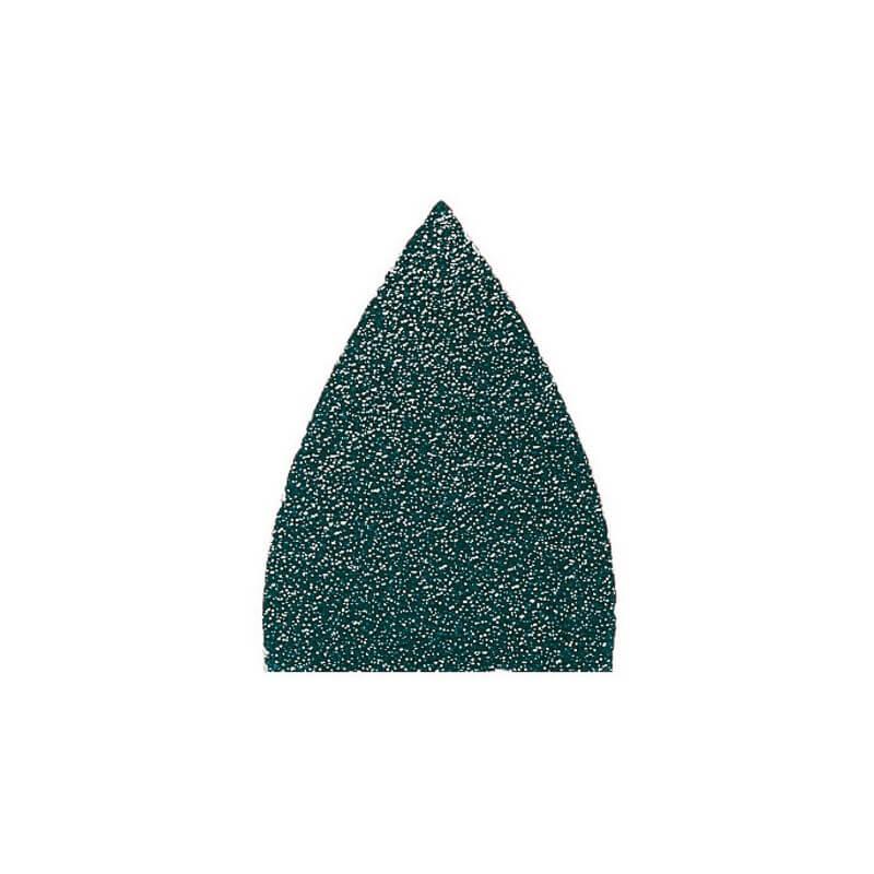 Trikampiai lapeliai šlifavimui FEIN K80 (20vnt.)